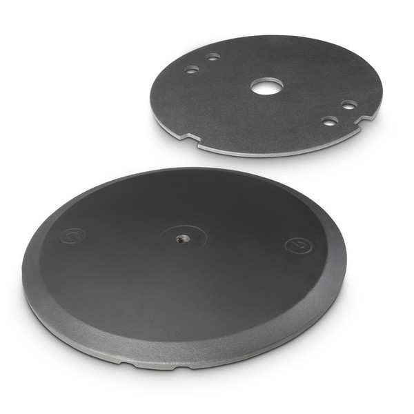 Gravity WB123B Base And Weight Plate Set For M20 Stands
