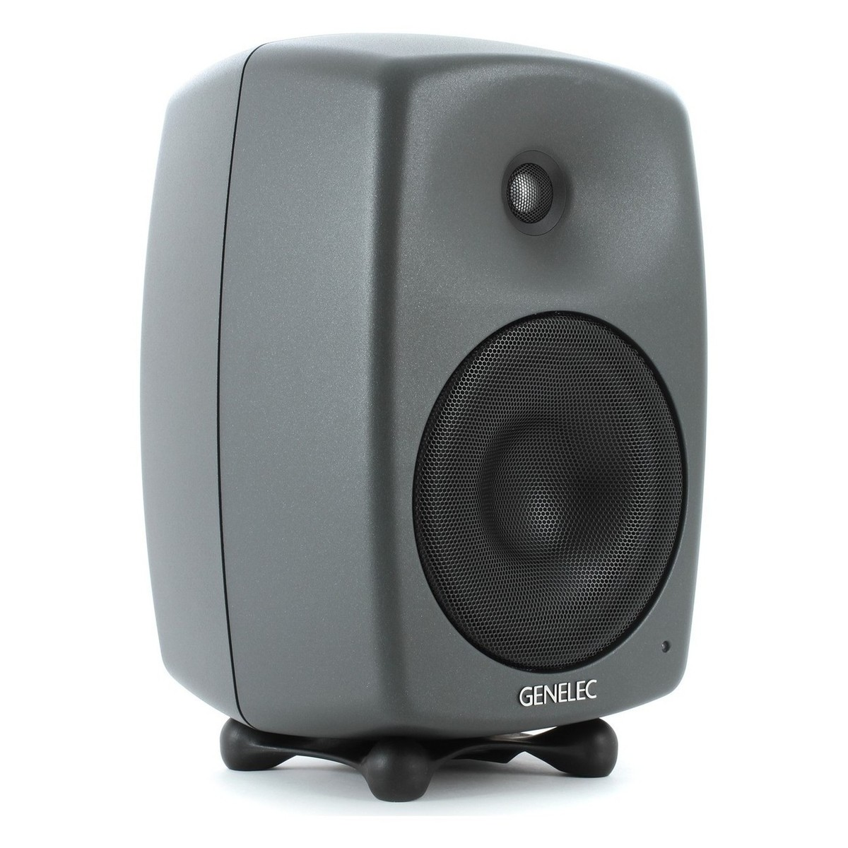 genelec 8040bpm active studio monitors with stands pair at gear4music. Black Bedroom Furniture Sets. Home Design Ideas