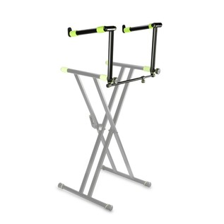 Gravity KSX2T Tilting 2nd Tier For Keyboard Stands Back Stand Not Included
