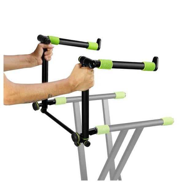 Gravity KSX2T Tilting 2nd Tier For Keyboard Stands Fitting