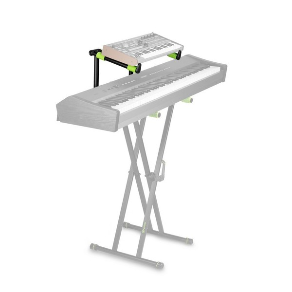 Gravity KSX2T Tilting 2nd Tier For Keyboard Stands keyboards Not included