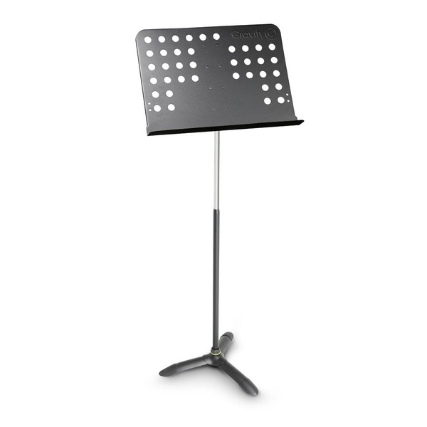 Gravity NSORC2L Tall Perforated Music Stand