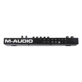 Code 25 Keyboard Controller - Rear