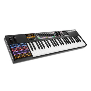 Code 49 Controller Keyboard - Angled
