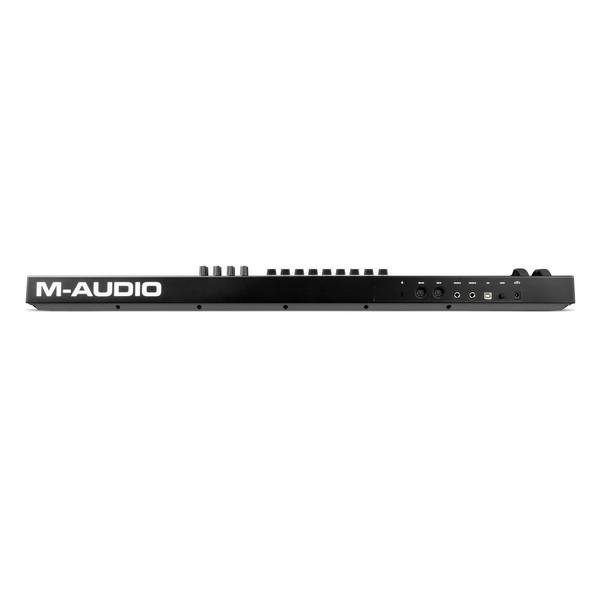 M-Audio Code 49 - Rear