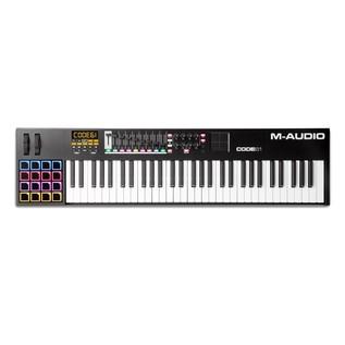 M-Audio Code 61, Black - Top