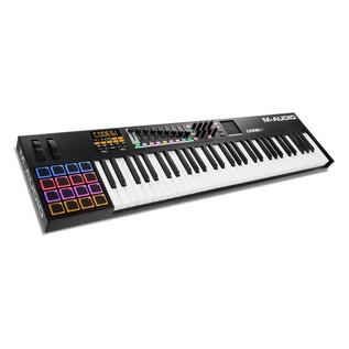 M-Audio Code 61 Controller Keyboard - Angled