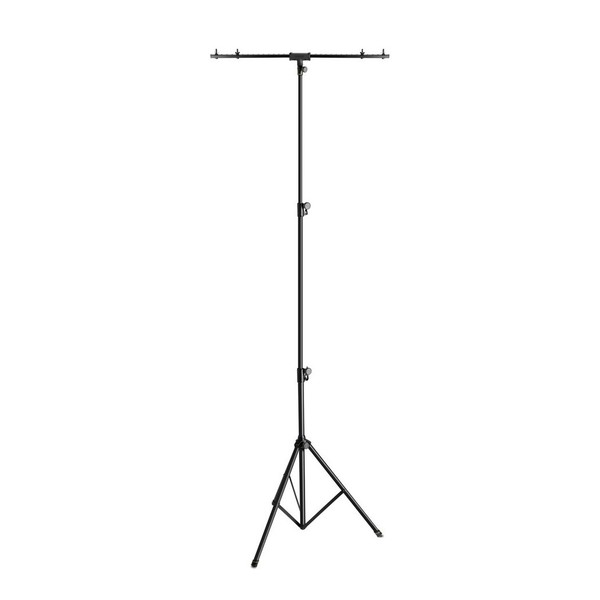 Gravity LSTBTV28 Large Lighting Stand With T-Bar