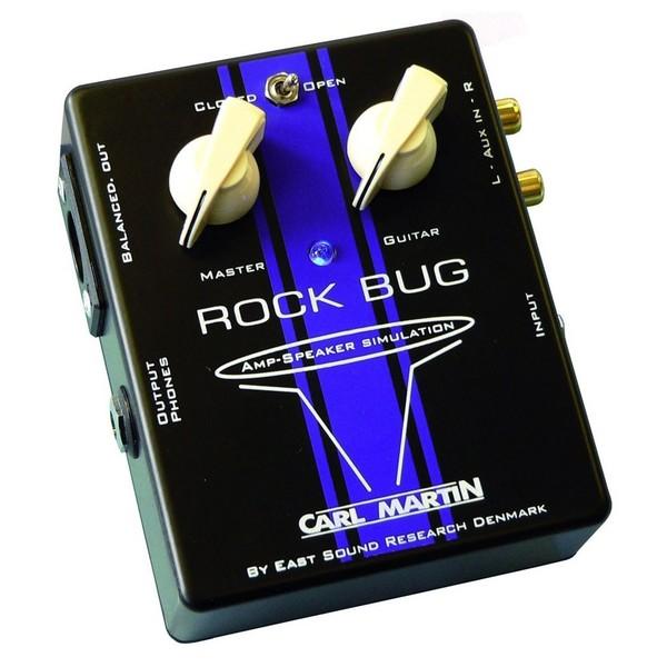 Carl Martin Rock Bug Speaker Simulator