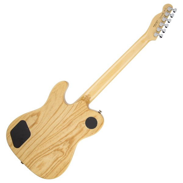 Fender Jim Adkins JA-90 Thinline Telecaster, Natural Back