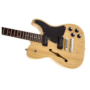 Fender Jim Adkins JA-90 Thinline Telecaster, Natural L