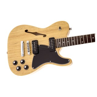 Fender Jim Adkins JA-90 Thinline Telecaster, Natural R