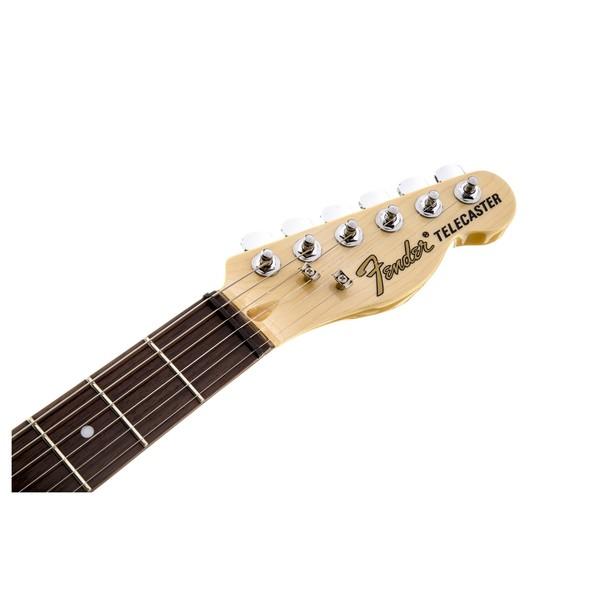 Fender Jim Adkins JA-90 Thinline Telecaster, Natural Headstock