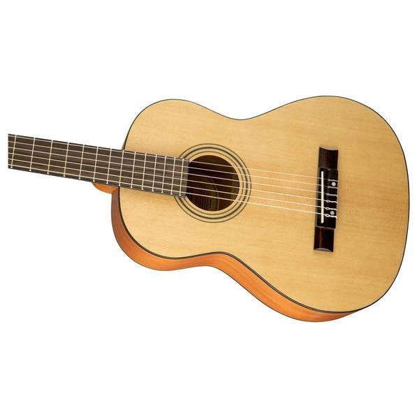 Fender ESC80 3/4 Classical Acoustic, Natural L