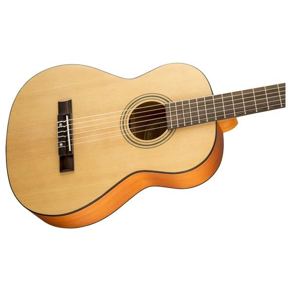 Fender ESC80 3/4 Classical Acoustic, Natural R