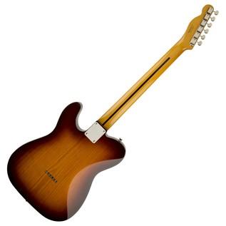 Fender Modern Player Telecaster Plus, Honey Burst Back