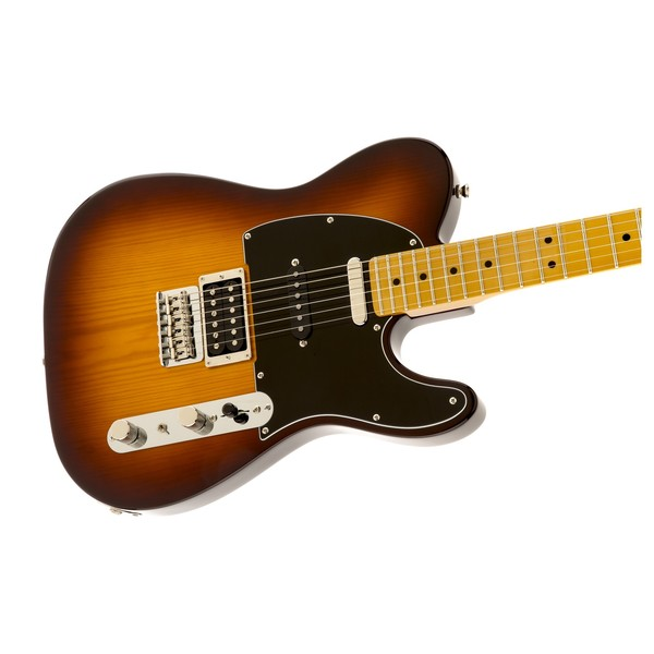 Fender Modern Player Telecaster Plus, Honey Burst R
