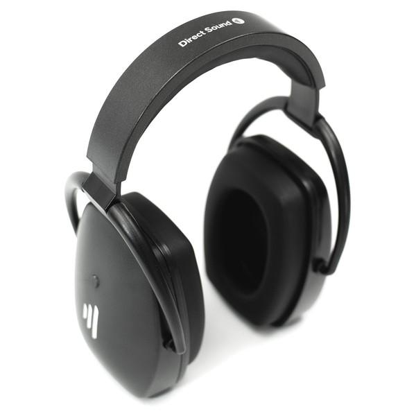 EXTW37 Wireless Headphones - Angled Top