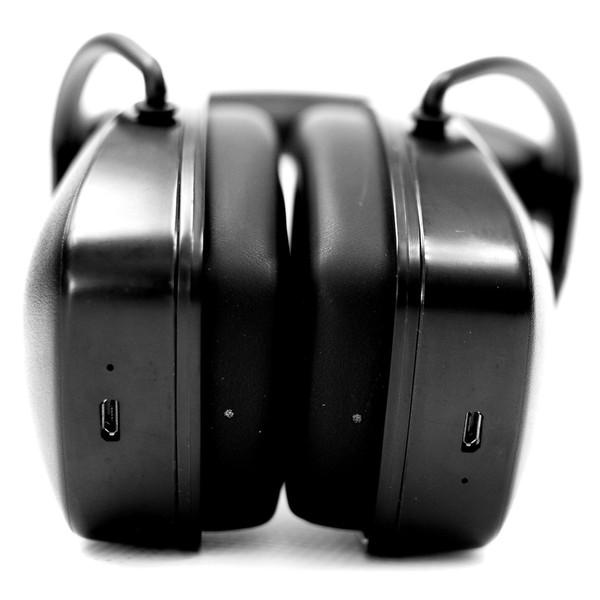 EXTW37 Wireless Headphones with Microphone - Bottom