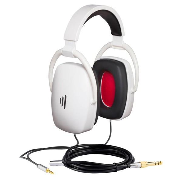 Direct Sound EX29 Plus Isolation Headphones, White - Main