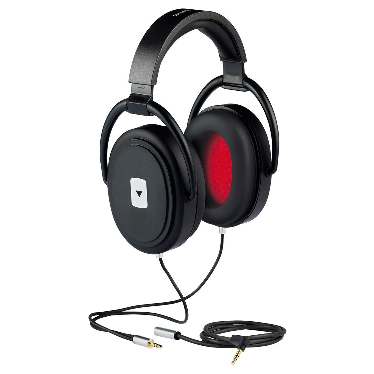 Direct Sound Your Tones Plus  Hearing Protection Headphones, Black