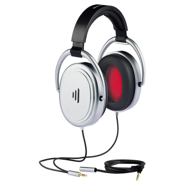 Direct Sound Serenity Plus+ Travel Headphones - Angled (Main)