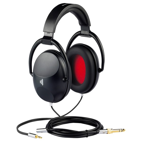 Direct Sound EX25 Plus Isolation Headphones - Angled (Main)