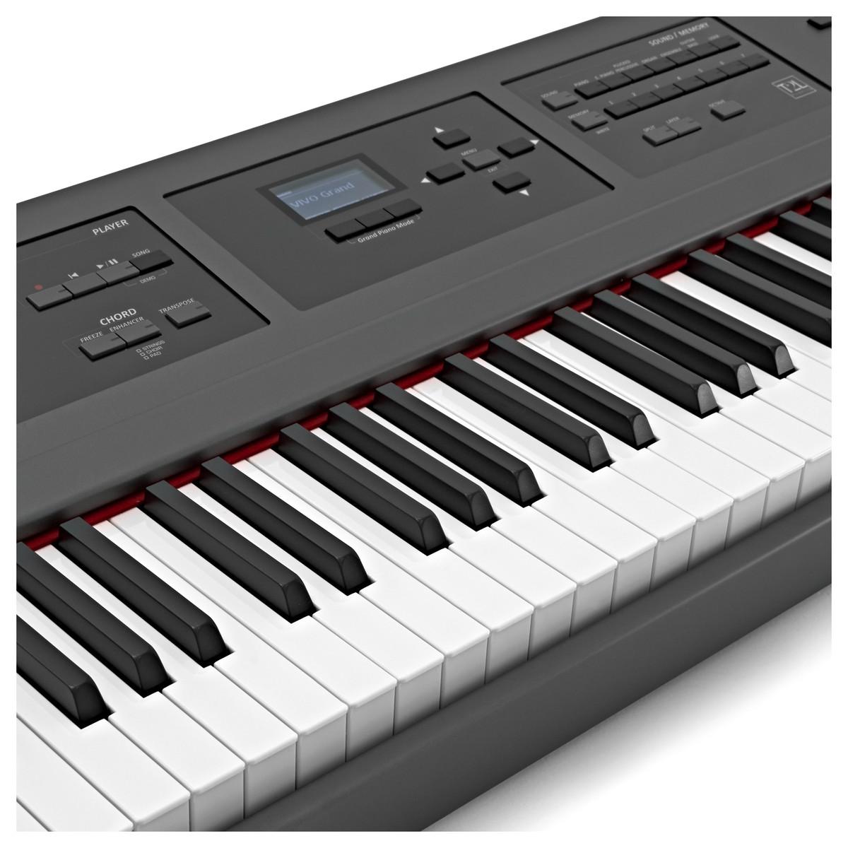 dexibell vivo p3 digital piano 73 keys at gear4music. Black Bedroom Furniture Sets. Home Design Ideas