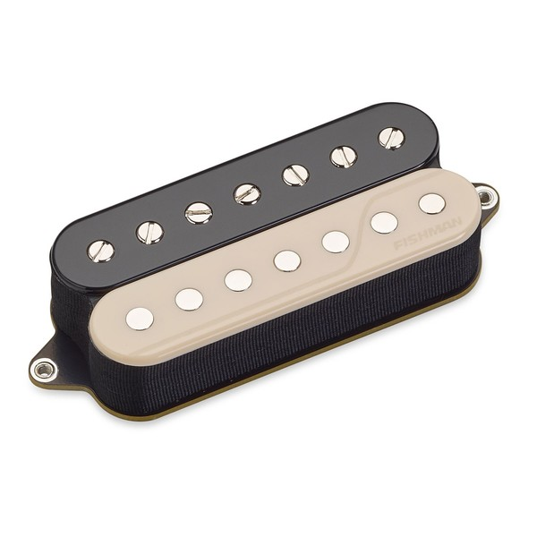 Fishman Fluence Core Classic 7 String Humbucker Neck, Reverse Zebra