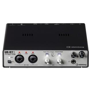 UR-RT2 USB Audio Interface - Front