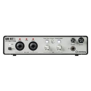 UR-RT2 Audio Interface - Front Panel