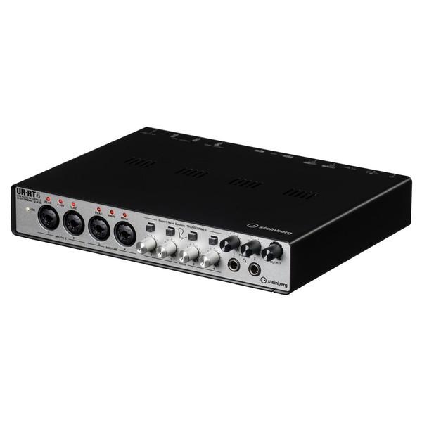 Steinberg UR-RT4 USB Audio Interface - Angled