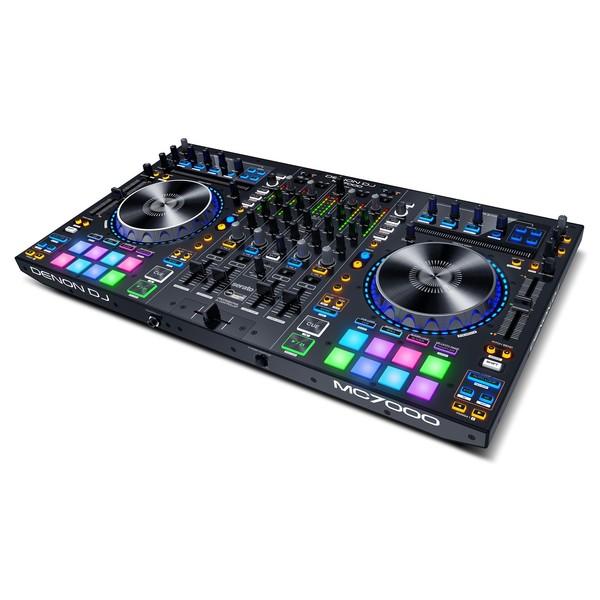 Denon MC7000 DJ Controller - Angled