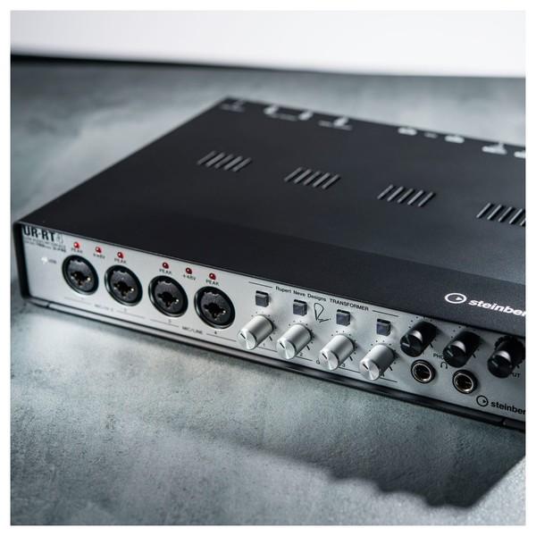 UR-RT4 Audio Interface - Angled Lifestyle
