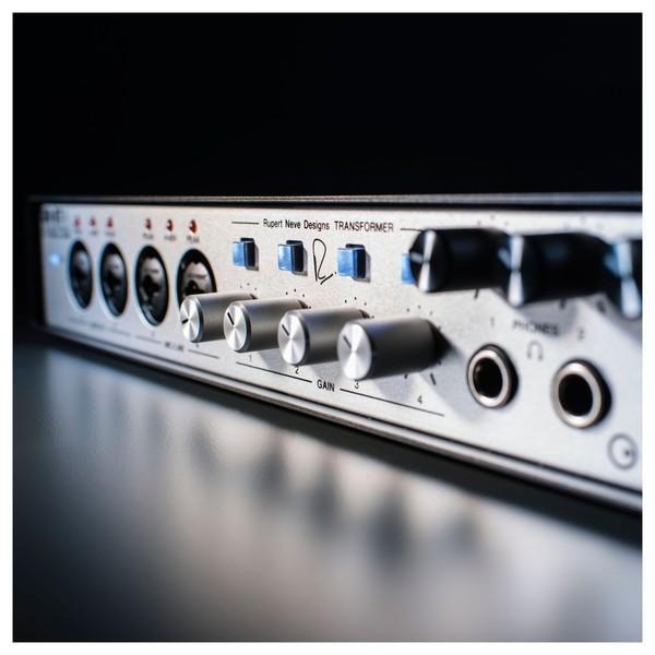 Steinberg UR-RT4 USB Audio Interface - Angled Lifestyle 2
