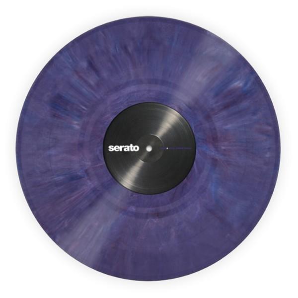 Serato 12'' Performance Series Control Vinyl, Purple (Pair) - Main