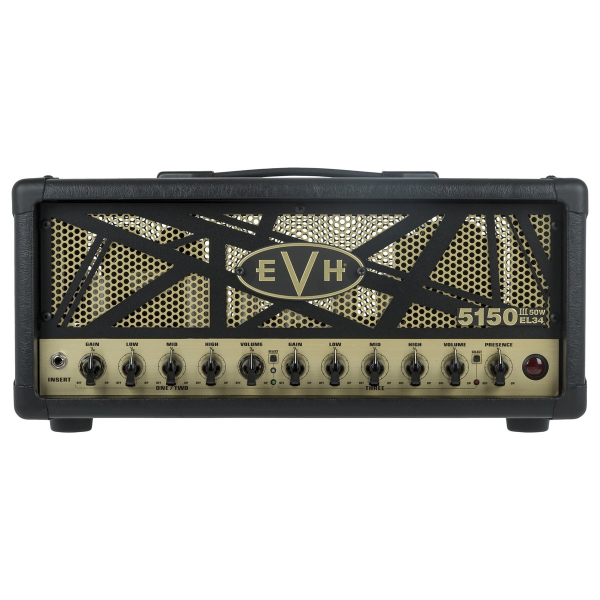 EVH Four Button Footswitch