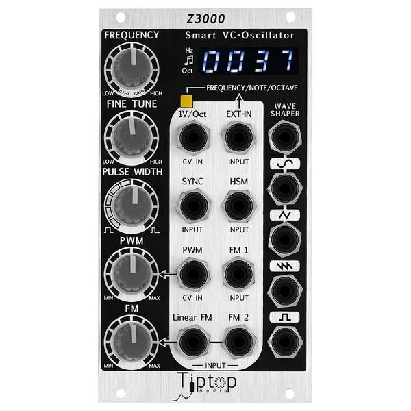 TipTop Audio Z3000 Smart VCO MKII - Front (Main)