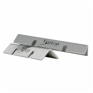 TipTop Audio Z-Ears Rackmount Pair, Silver - Main
