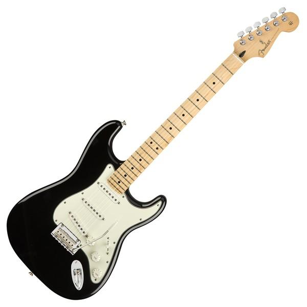 Fender Player Stratocaster MN, Black