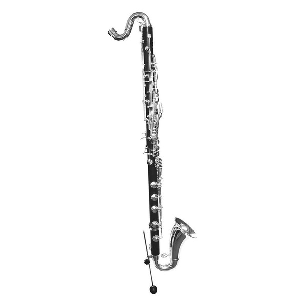 Buffet Prestige Bass Clarinet, Low D to Low C Extension