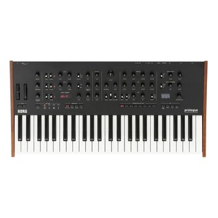 Korg Prologue Polyphonic Analogue Synthesizer, 8 Voice - Top