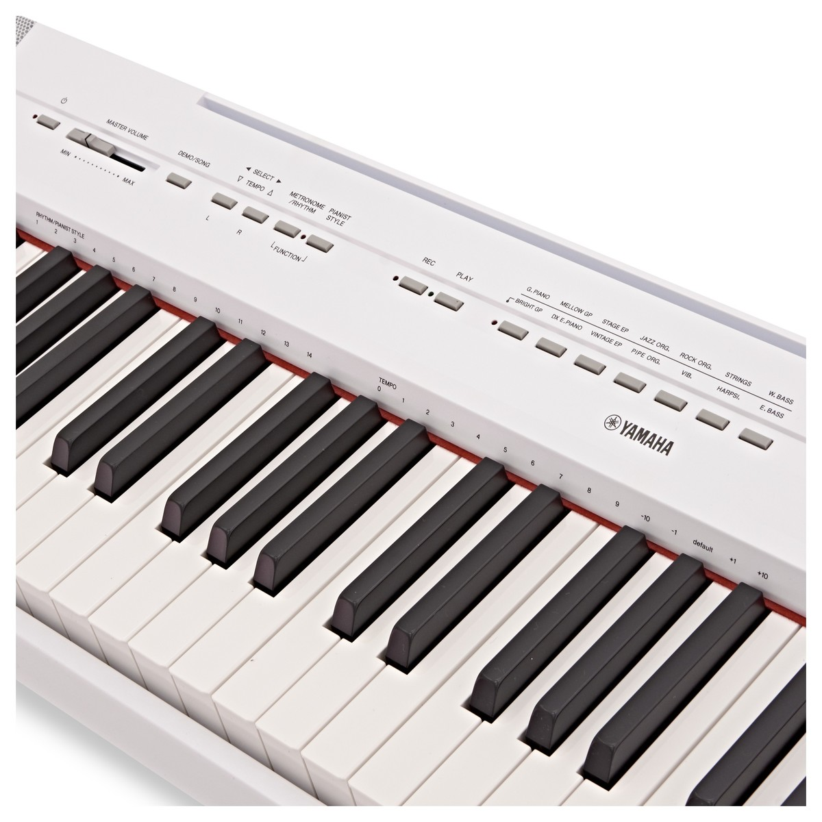 yamaha p115 piano num rique blanc b stock gear4music. Black Bedroom Furniture Sets. Home Design Ideas