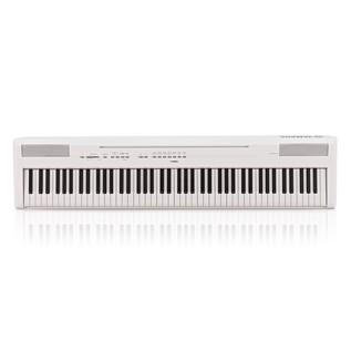 Yamaha P115 Digital Piano, White
