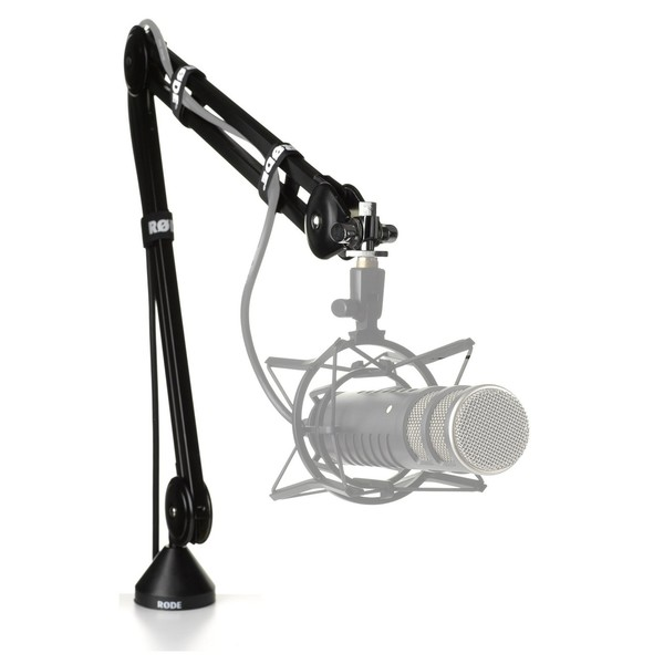 Rode PSA1 Studio Arm - Angled With Mic (Mic Not Included)