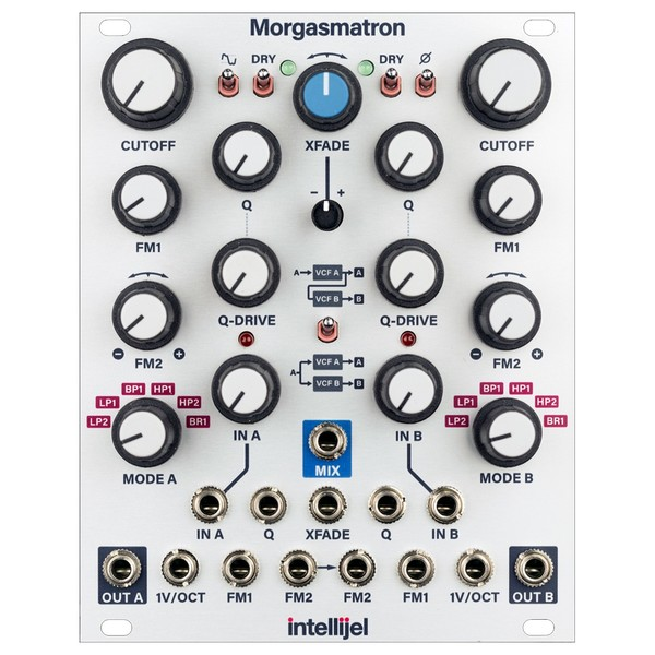 Intellijel Morgasmatron- Main