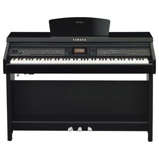 Yamaha CVP 701 Clavinova Digital Piano, Polished Ebony