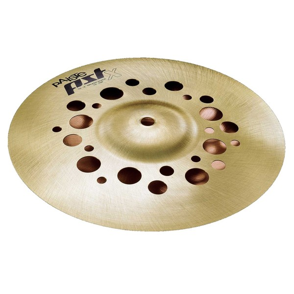Paiste PSTX 8'' and 10'' Splash Stack