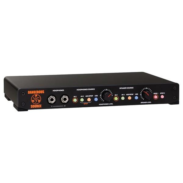 Dangerous Music SOURCE, Portable Monitor Control - Main