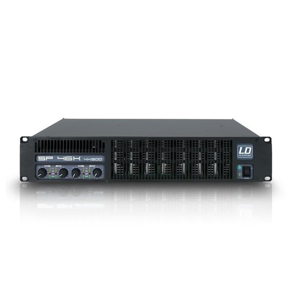 LD Systems SP46K 4 Channel Power Amplifier